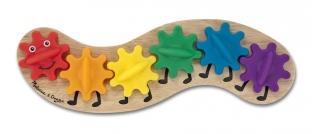 Caterpiller Gear Toy
