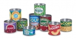 Canned Food Playset