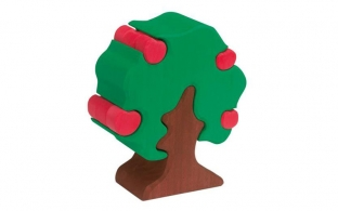 Apple tree puzzle