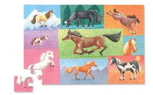 Horse Floor Puzzle