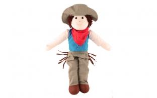 The Cowboy Rag Doll