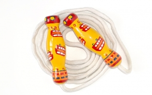 Bus Skipping Rope