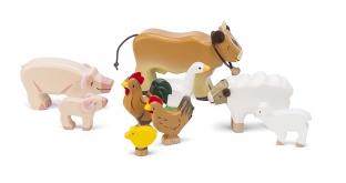 Le Toy Van Farm Animal Set