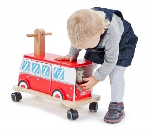 Ride-On Camper Van