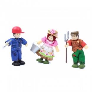 Le Toy Van Budkin's Farmers Gift Set