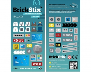 Brickstix Galaxy