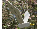 Personalised Wooden Seagull Mobile