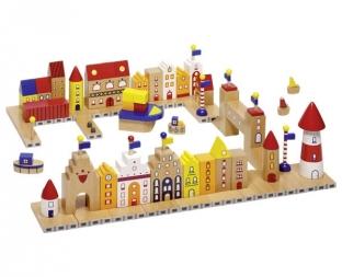 My Little Harbour blocks