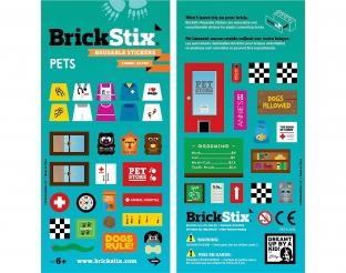Brickstix Pets