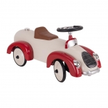 Red and Beige Ride-on