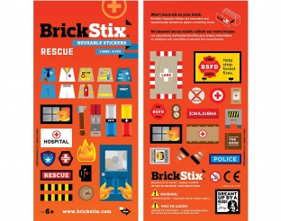 Brickstix Rescue