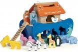 Personalised shape sorting ark