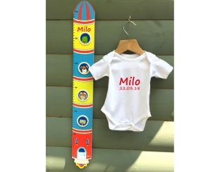 baby gift set - space theme