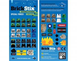 Brickstix Special Forces