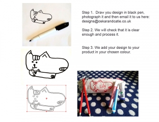 design your own pencil case