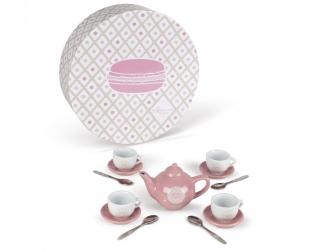 macaron tea set