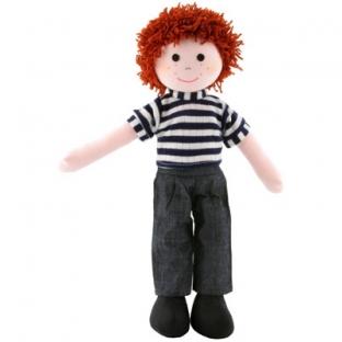 Tom the Rag Doll