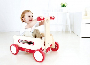 Ride - in or Pull along wagon for children