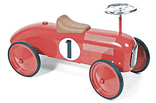 Racing Car - Retro Red