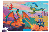 Dragon Jigsaw Puzzle with Poster