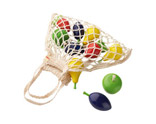 Shopping Net with Fruit
