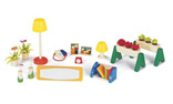 Dolls House Accessories Set