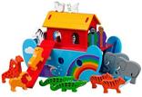 Rainbow Noah's Ark (by Lanka Kade)