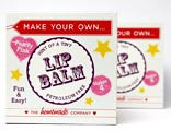 Pearly Pink Lip Balm Kit