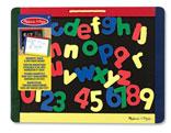 Magnetic chalkboard / dry-erase board