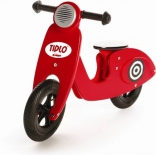 Red Scooter Balance Bike